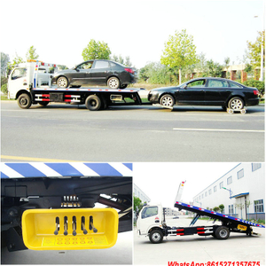 Dongfeng 5T Flat 2-in-1 Wrecker Tow Truck
