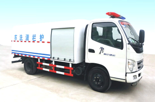 FOTON Road Guardrail Sweeper