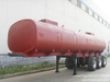 Chemical Transport Hydrochloric Acid Phosphoric Acid Sulfuric Acid Tanks Truck Trailer Plastic Lining Factory Sa