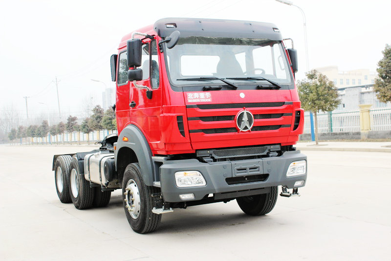 Beiben NG80 Tractor Mercedes Benz Technology