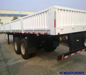 MULTI-FUNCTION TRAILER TRUCK 2 Axles