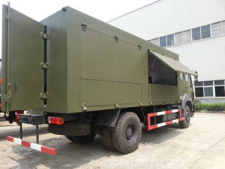 Beiben 4x2 Or 4x4 Mobile Workshop Truck