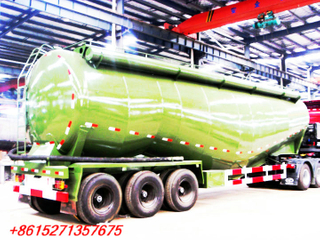 DTA9400GFL Bulk Cement Trailer 3axles