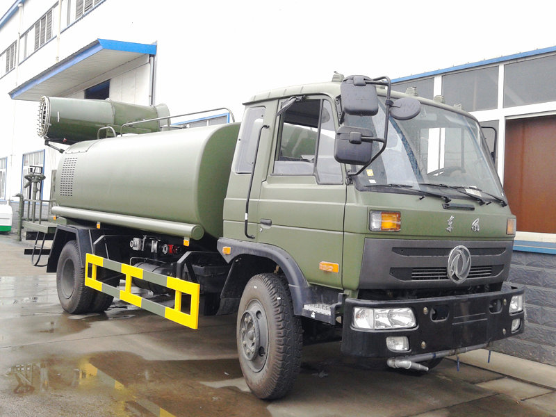 Dongfeng 4*2 Multifunctional Dust Suppresion Truck