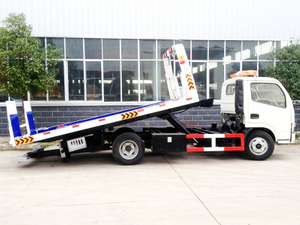 Dongfeng 3T Flat 2-in-1 Wrecker on Sale