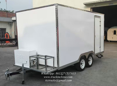 Trailer for Fast Food - Trailer Shop
