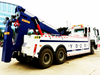 Howo Recovery Trucks Conjoined Towing Wrecker on Sale