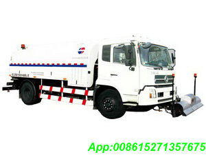 Dongfeng 4x2 DFL High Pressure Water Clean Road Truck