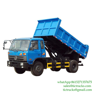 12T 180HP Dump Trucks 4x2 DongFeng EQ for Sale
