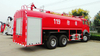 Beiben ND1255B44 6x4 Water Fire Truck