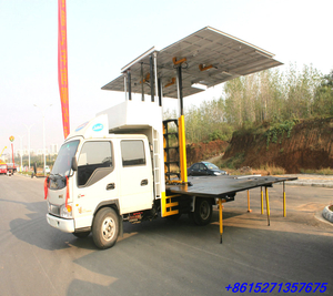 JAC Cargo Truck Mobile Workshop