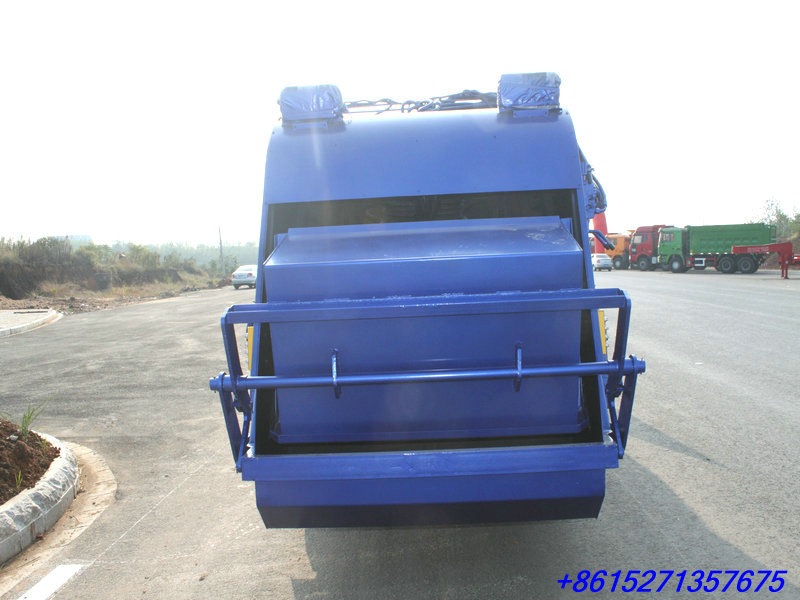 Dongfeng EQ 4~5M3 Trash Compactor Truck