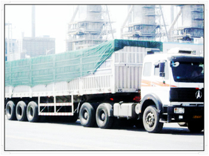 ALUMINIUM SEMI TRAILER 3 Axles