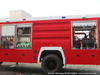 Beiben Water Foam Fire Fighting Truck off Road 4X4 Awd Fire Tender Fire Pumper (4500Liter Water 500Liter Foam Tank )