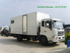 Off Road Mobile Workshop Truck Dongfeng Kingrun 4X4 (Awd Mobile Maintenance Vehicle Mounted With Maintenance Tools LHD, RHD)