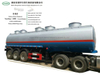 3 Axles Oil Tank Trailer (Carbon Steel/Stainless Steel Tank 5 Compartments 48, 000L for Diesel, Oil, Gasoline, Wast, Water, Petrol Road Transport)