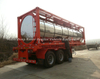 Ammonium Nitrate Isotank Container German Saltpetre 30FT for Road Transport Nh4no3