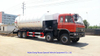 18000L Vacuum Sewage Tanker Truck with High Pressure VAC Pump Battioni Pagani Mec 13500 Vacuum Pumps Suction Cesspool Sludge Sewer Waste Vacuum Suction Rhd. LHD