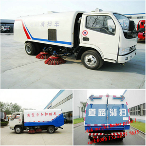 Dongfeng Mini Road Sweeper Truck