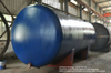 Chemical Storage Tank Customize 1000L -25000L (Vertical / Horizontal Acid Storage Tank Steel Lined LLDPE)