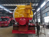 Shacman vacuum Jetting Tanker (Vacuum Tank Combined Tank Stainless Steel)