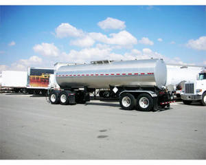 Asphalt / Hot Oil Tank Pull Trailer Optional 35000L, 45000L, 50000L