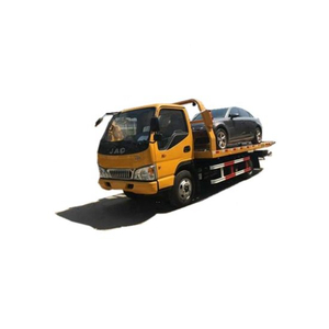 JAC 5ton Small Roll Back Flatbed Wrecker LHD 4X2 Rolling Back Recovery Euro 5.6 Engine