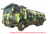HOWO Military 6X6 Fuel Tanker Truck for Amy Fuel Transport 18, 000L with Oil Bowser (AWD Off Road)
