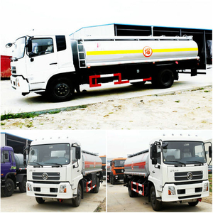 Dongfeng 10000-15000 Liters Mobile Refueling Tanker Truck (10-12T)