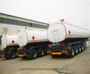 4 Axle Fuel Tank Semi Trailer (4 Axle 55000L 55M3-72CBM Fuel Transport Tank Semi Trailer Oil Fuel Tanker Truck Trailer)