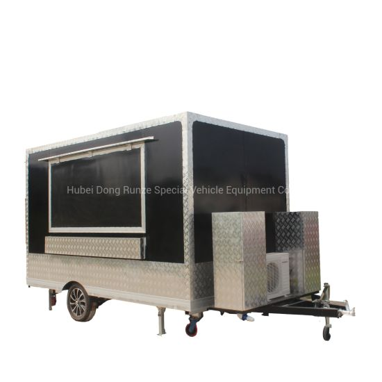 New Mobile Food Truck Dolly Tricycle Food Carts (Mobile Food Trailer)