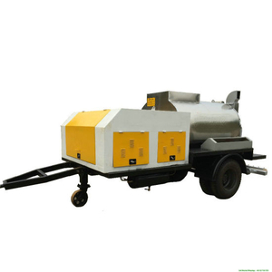 Trailer Asphalt Distributor Bitumen Spraying Nozzles (Asphalt Tank Dolly Trailers 1000L -2000L, Spray Bitumen 2 -5 meters)