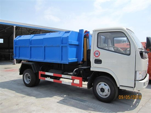 Dongfeng Mini Hooklift Truck for Cheap Sale