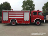 Dongfeng 5500L~8000L Water Fire Fighting Truck Factory Direct Selling