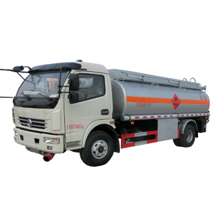 Fuel Tank Truck for Diesel Oil Delivery 6000Liters