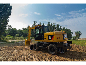 NEW WHEEL EXCAVATORS M315D2