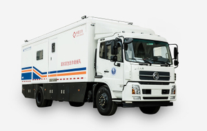 Mobile Camping Vehicle with Rest Area, Washing Area And Cooking Area Customizing