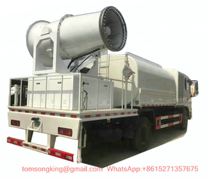 Vehicle Mounted Dust Suppression Unit Dust Control Water Sprayer Euro 3,Euro 5