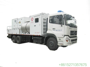 Mobile Power & Water Supply Vehicle Customizing