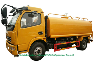 Dongfeng Offroad 4x4 Water Bowser 6000Liters -8000Liters