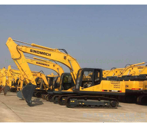SINOMACH HYDRAULIC EXCAVATOR ZG3335LC-9C export to ZAMBIA price