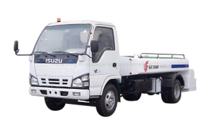 ISUZU Air-craft Lavatory Service Vehicle
