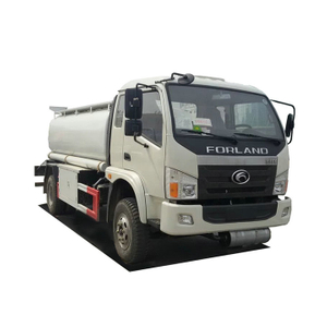 Forland Mobile Refueling Truck 4000L (1000 Gallons) With PTO Oil Pump