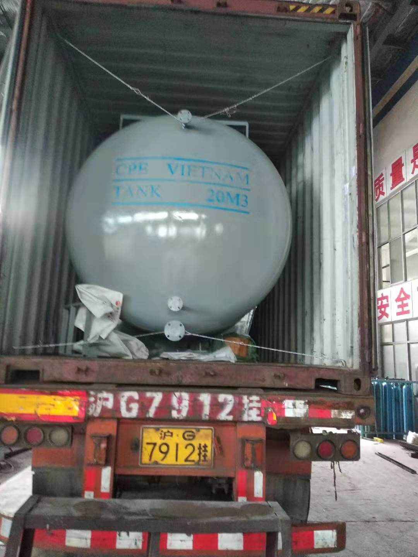 Storage Tank 20m3 -04-sulfuric acid