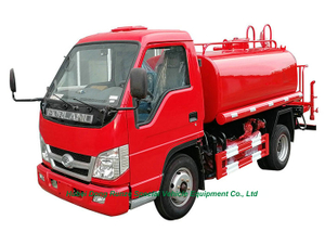 3000L FOTON Water Cart for sale